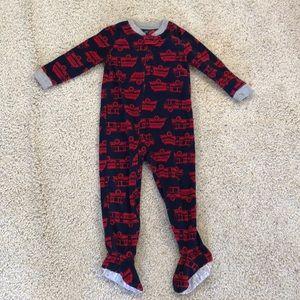 Carter's 3T Pajama Onesie